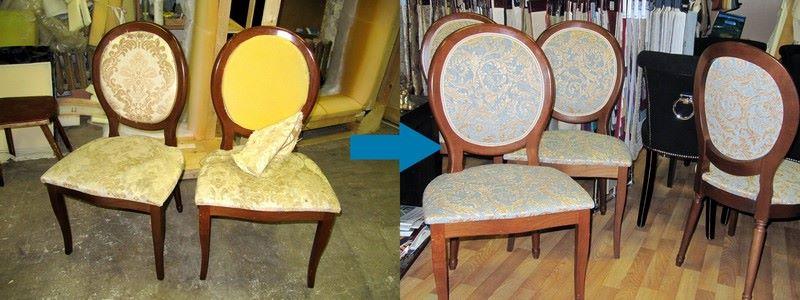 Недорогой ремонт стульев в Москве