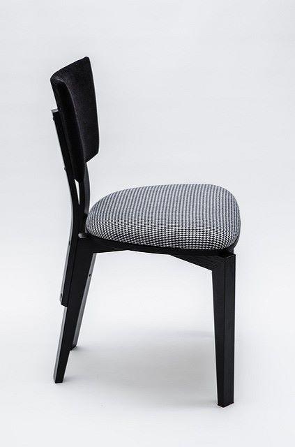 Перетяжка спинки стула