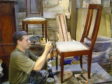Профессиональный ремонт стульев в Москве