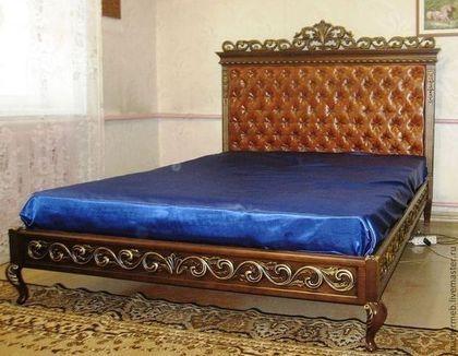 Реставрация кроватей в Москве недорого
