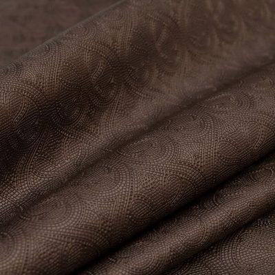 Искусственная кожа monogram-bronze для обивки мебели