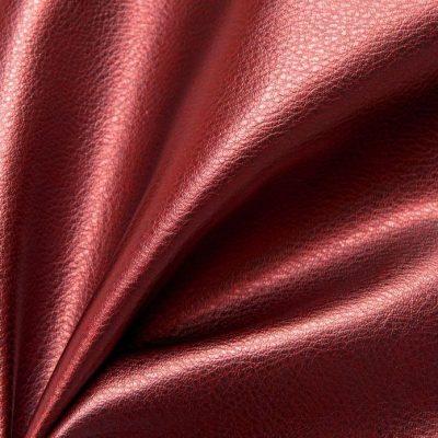 Искусственная кожа deluxe-red для обивки мебели