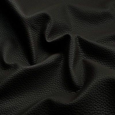 Искусственная кожа black-olive для обивки мебели
