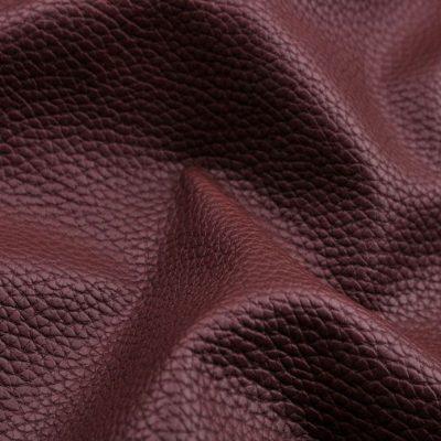 Искусственная кожа burgundy для обивки мебели