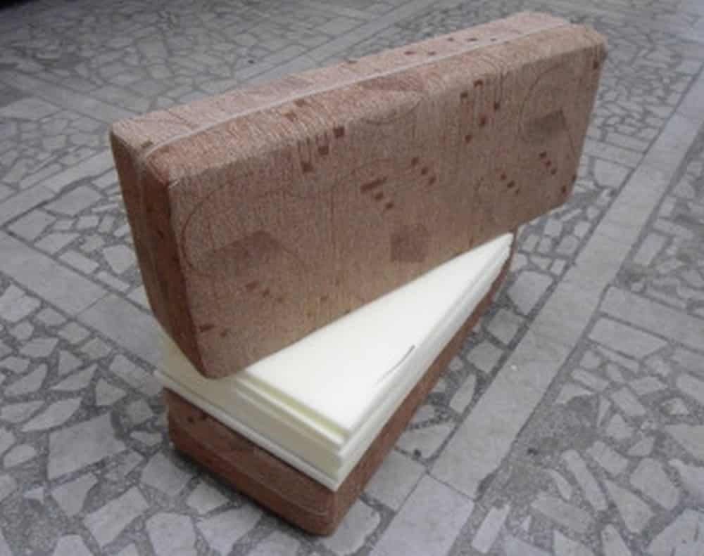 Подушки для софы Молодежная (ППУ) Высота 18 см