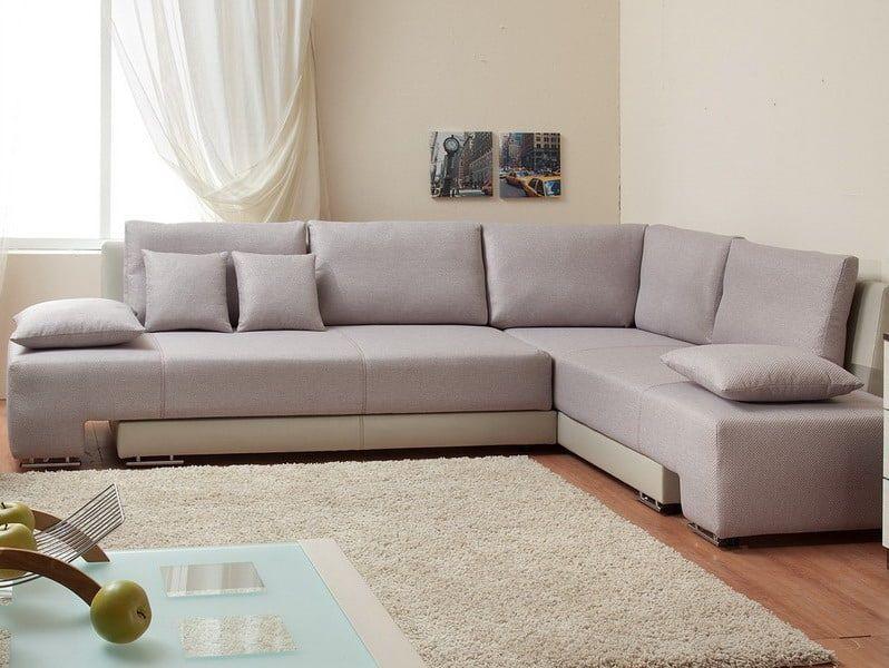 Ремонт углового дивана от компании ГлавМебельРемонт