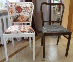 Качественная перетяжка стульев