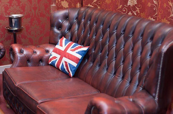 Основные достоинства кожаной мебели