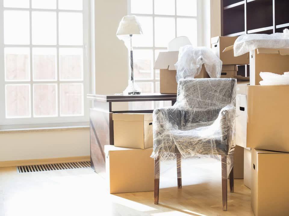 Как упаковать и перевезти мебель?